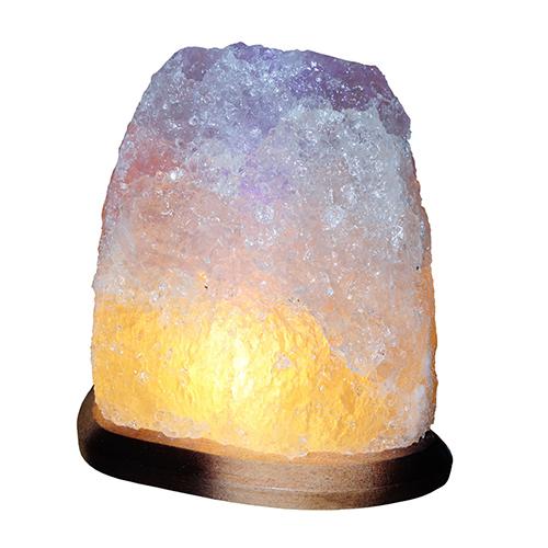 Светильник соляной Скала 'Saltlamp' 4-5 кг