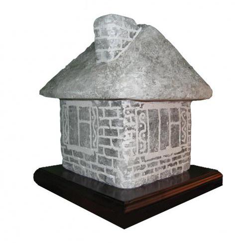 Светильник соляной Домик малый 'Соляна' 2-3 кг