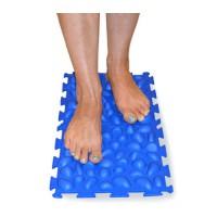 Килимок масажний 'Здорові ніжки' 10 пазлів