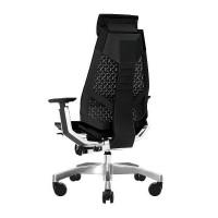 Крісло комп'ютерне GENIDIA LUX COMFORT COMFORT SEATING шкіряне