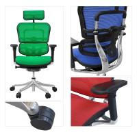 Кресло компьютерное ERGOHUMAN PLUS COMFORT SEATING сетчатое