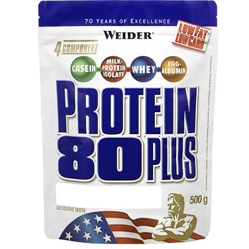 Протеин Protein 80+ WEIDER 500 гр