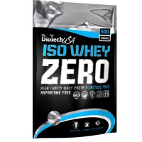Протеин ISO WHEY Zero lactose free BioTech 500 г