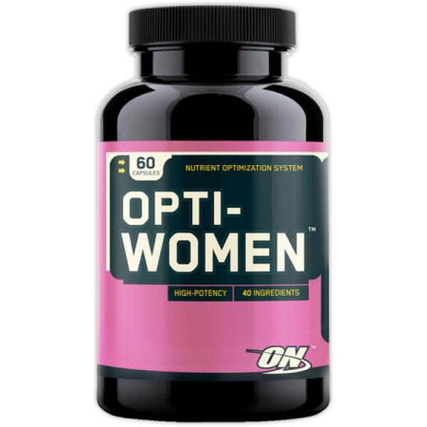 Витамины Opti - Women Optimum Nutrition 60 капсул