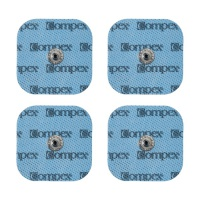 Самоклеющиеся электроды Easy Snap Compex 5 х 5 (4 шт)