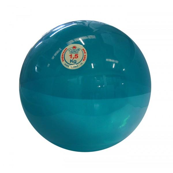 Мяч медицинский Дина Trial 1,5 кг