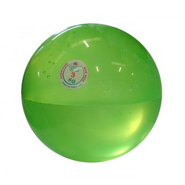 Мяч медицинский Дина Trial 3 кг