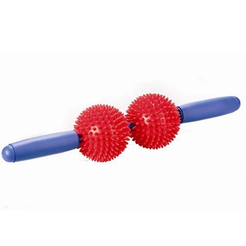 Мячи (два мяча) игольчатые с ручкой Тривес М-402