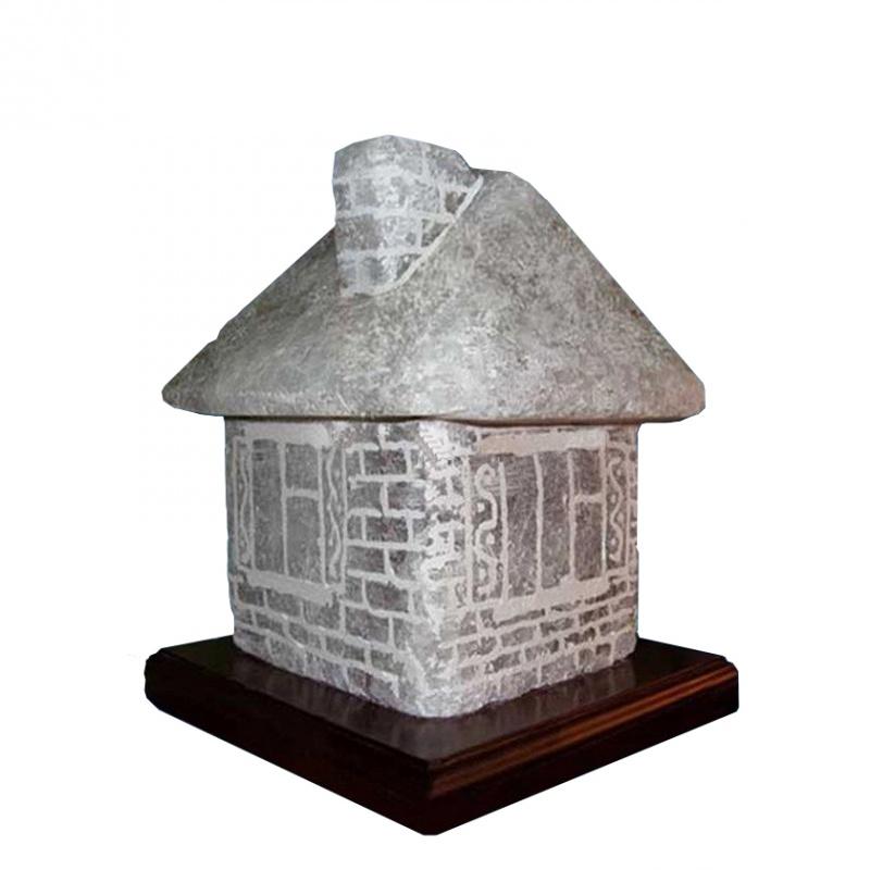Светильник соляной Дом 'Соляна' 8-10 кг