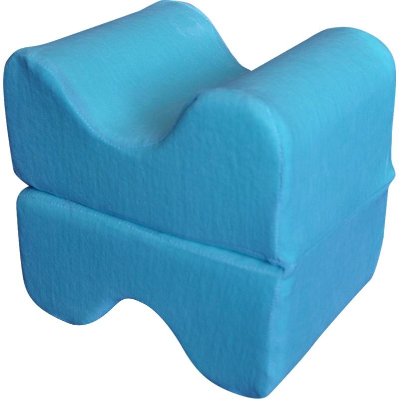 Подушка ортопедическая под ноги J2310 (голубой) Ортекс