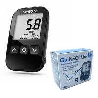 Глюкометр ГлюНео Лайт (GluNeo Lite) + 50 тест-полосок