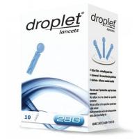 Ланцеты Droplet 28G №10