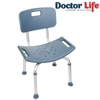 Стул для ванной и душа со спинкой 12533 Dr.Life
