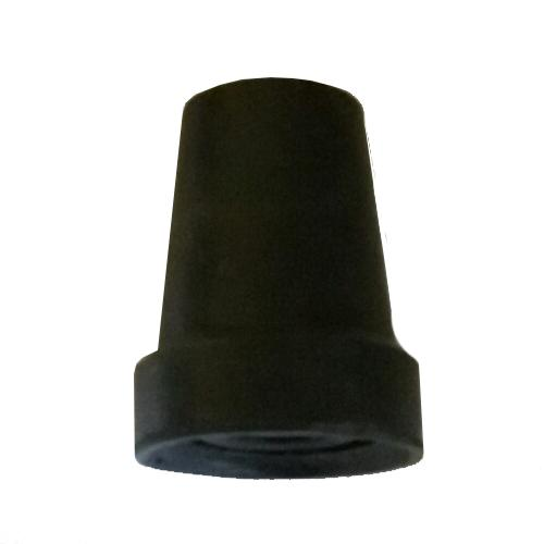 Резиновый наконечник для тростей 17 мм Garcia 815