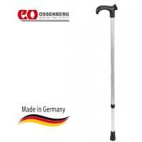 Трость телескопическая с твердой ручкой 'Derby Basic' Ossenberg 505