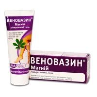 Полтавский Веновазин магний Бишофит Bisheffect 75 мл