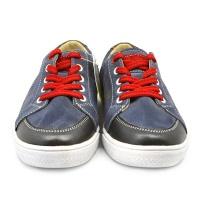 Кроссовки-кеды на шнурках Orthobe мод.612