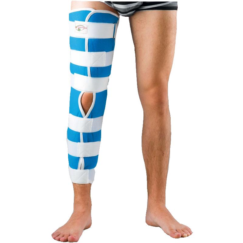 Жесткая шина для ноги, Тутор-Н (L) Реабилитимед