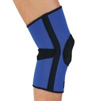 Наколенник эластичный для средней фиксации колена К-1-Т (S-XL) Реабилитимед