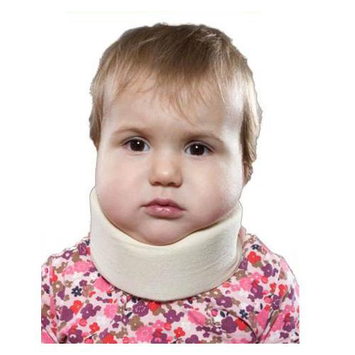 Головодержатель детский мягкий (шина Шанца) Ортез-2Н Реабилитимед