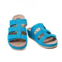 Шлепанцы женские BLUE 8829 Mubb