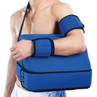 Бандаж плечевого сустава с отводящей подушкой РП-6У-45° (UNI) Реабилитимед