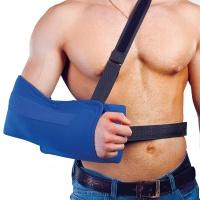Бандаж плечевого сустава с отводящей подушкой РП-6У-10° (M-XL) Реабилитимед