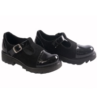 Ортопедические туфли в школу Orthobe мод. 700 (р.36-39)