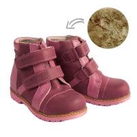 Ортопедические ботинки Orthobe 204V (натуральный мех)