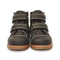 Ортопедические ботинки Orthobe 204BL (натуральный мех)