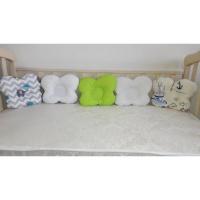 Подушка ортопедическая для новорожденных Lux baby
