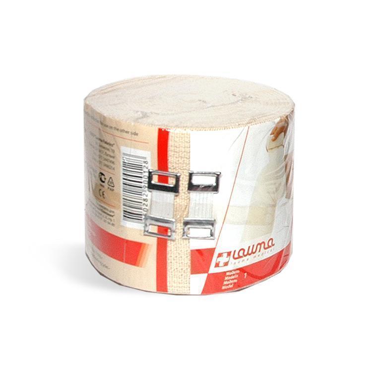 Бинт медицинский эластичный 2 Latex Free 10смх3м Lauma