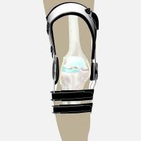 Ортез на колено OA NANO арт. 11-1215/11-1217 DONJOY