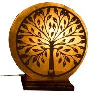 """Соляний світильник Дерево """"Планета солі"""" 3 кг"""