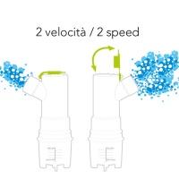 Ингалятор компрессорный DROP Norditalia + термометр LONGEVITA МТ 4218 в подарок!