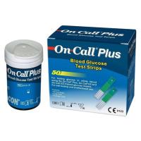 Тест-полоски On Call Plus (50 шт), упаковка