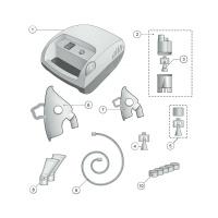 Ингалятор компрессорный LD-221C