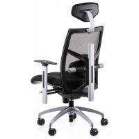 Кресло эргономичное EXACT BLACK FABRIC, BLACK MESH Special4You