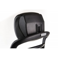 Кресло эргономичное FULKRUM BLACK LEATHER Special4You