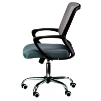 Кресло эргономичное Marin black Special4You