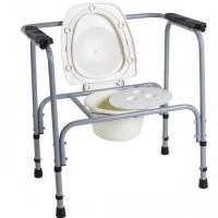 Стул-туалет алюминиевый НТ-04-010 (СТ-1.2.0 ) ВЗ Шанс