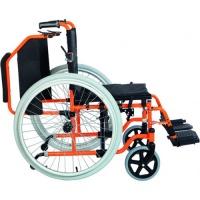 Коляска инвалидная регулируемая с фиксатором без двигателя Golfi-19 Heaco