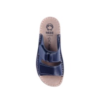 Шлепанцы женские BOX BLUE 16020 Mubb