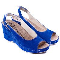 Босоніжки жіночі VESUVIO BLUE 505, Mubb