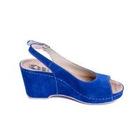 Босоножки женские VESUVIO BLUE 505, Mubb