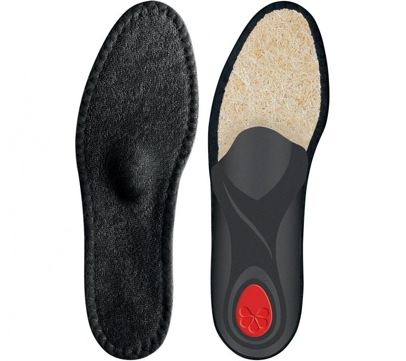 Ортопедическая стелька черная Viva Sneaker арт. 2883, Pedag
