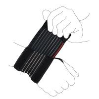 Бандаж на лучезапястный сустав облегченный UNI Чорний Remed
