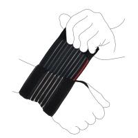 Бандаж на лучезапястный сустав эластичный UNI Remed