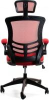 Кресло эргономическое RAGUSA red
