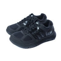 Ортопедические кроссовки унисекс при диабете dw classic Pure Black Diawin